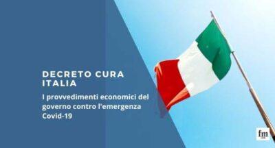 """Misure per i liberi professionisti nel Decreto Legge 17 marzo 2020 n. 18 """"CURA ITALIA"""""""