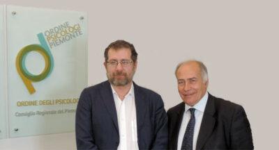 Il Presidente Alessandro Lombardo incontra il Consigliere Regionale Nino Boeti