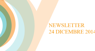 Newsletter 24 dicembre 2014
