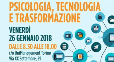 Psicologia, Tecnologia e Trasformazione