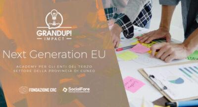 CALL NEXT GENERATION EU – Academy per gli Enti del Terzo settore
